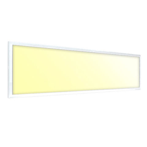 30x120 cm 36w 3000k warm white recessed LED panel light