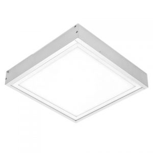 LED Panel Light Surface Mounting Frame Kit 30x30cm
