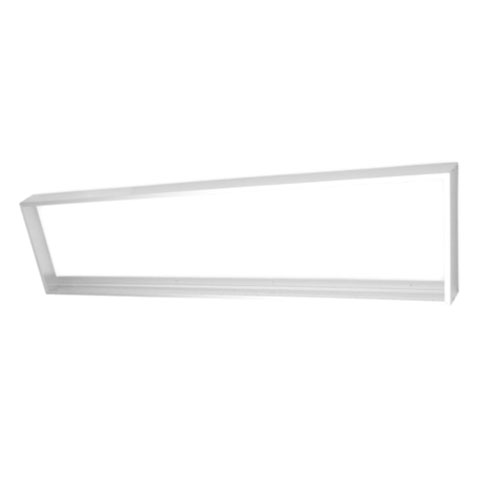 LED Panel Light Surface Mounting Frame Kit 30x60cm