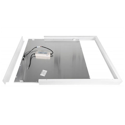 LED Panel Light Surface Mounting Frame Kit 62x62cm
